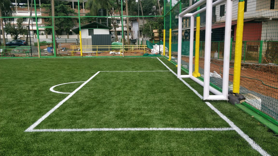 Football Turf Installation | Calicut