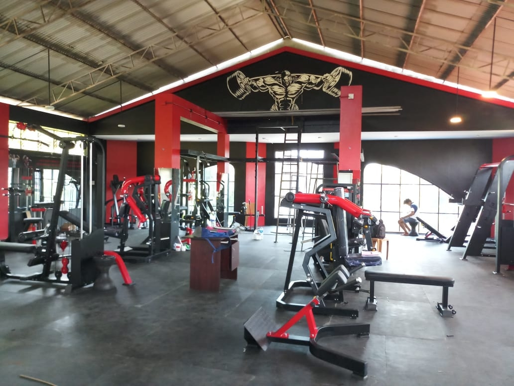 Gainethics Fitness | Thrissur